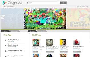 The Wild Wild Google Play