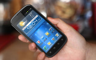 ZTE Mimosa X Smartphone Powered by NVIDIA Tegra 2