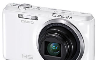 Casio Exilim EX-ZR20 Compact Announced