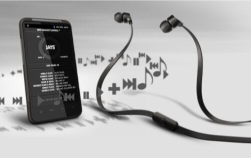 Jays Develops the Product Line for Mobile Music with a-JAYS One+