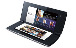 Sony Tablet P Available in Singapore from 24th Feb at S$848