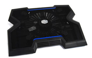 Cooler Master NotePal X3 - Big Fan, Blue Lights