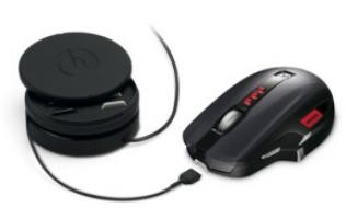 First Looks: Microsoft SideWinder X8 Wireless Gaming Mouse
