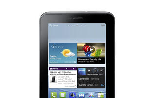 "Samsung Galaxy Tab 2 in 7"" and 10.1"" Flavors Announced"