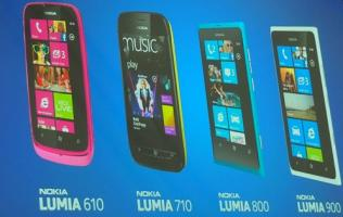 Hands-on: Nokia Lumia 610, 900, Asha 202, 203 and 302