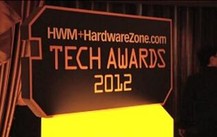 The HWM+HardwareZone.com Tech Awards 2012