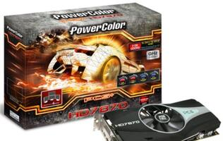 PowerColor Introduces Its HD 7800 Series Graphics Cards