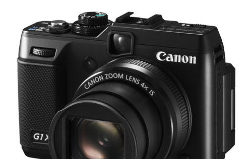 Canon PowerShot G1 X - The Mighty Tank