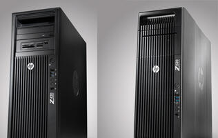 HP Refreshes Line of HP Z Workstations with New Intel Xeon