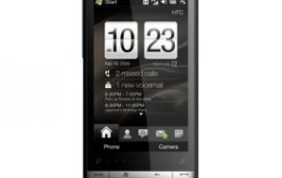 First Looks: HTC Touch Diamond2 Preview