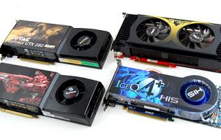 The Best of the Best - High-end Graphics Card Special