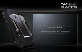 Tag Heuer Enters Smartphone Market with the Racer