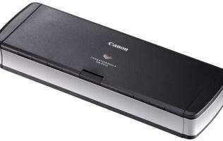 Canon Introduces High-Performance Portable Scanner