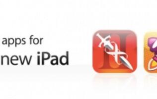 Retina Display-ready Apps Up on App Store