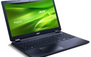 Acer Aspire Time Ultra M3 review