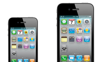 New iPhone Rumored with 4.6-inch Display