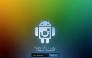 Instagram for Android: Open for Registration Now!