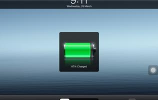 Apple Clarifies on New iPad's Charging Process