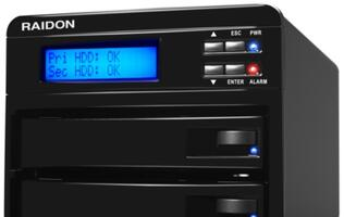 Conserve Energy with the RAIDON 2-Bay 3.5-inch USB 3.0 Storage Solution