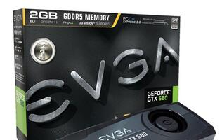 EVGA Announces the EVGA GeForce GTX 680 Superclocked!