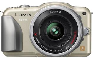 Panasonic Lumix DMC-GF5 Released