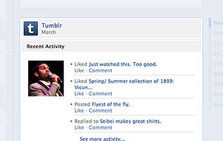 Tumblr Rolls Out Improved Facebook Integration