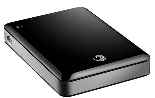Seagate GoFlex Satellite - Wireless Media Streamer in your Pocket