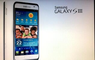 Samsung Galaxy S III with 4.65-inch Screen Now Being Tested?