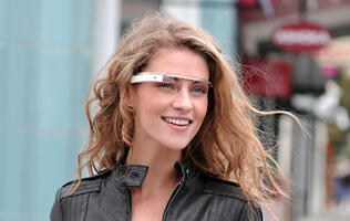 Google Announces Augmented Reality Glasses Project