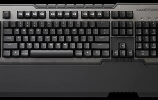 CM Storm Trigger Mechanical Gaming Keyboard Announced