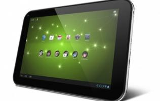 Toshiba Unveils 7.7, 10 and 13.3-inch Tablets