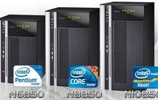 Thecus Introduces TopTower NAS Series