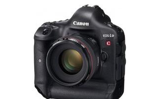 Canon and Their EOS-1D C DSLR having 4K High-Resolution Video Capture Capability