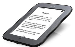 Barnes & Noble to Release a Lit Screen Nook Simple Touch