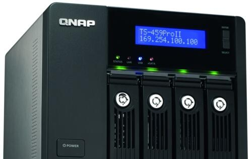 QNAP TS-459 Pro II - If You Want Storage Potential, This Box Has It