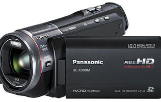 Panasonic HC-X900M review
