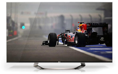 LG LM9600 55-inch Cinema 3D Smart TV - Full Assault!