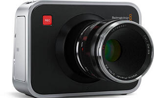 Blackmagic Design Announces New Blackmagic 2.5K Cinema Camera
