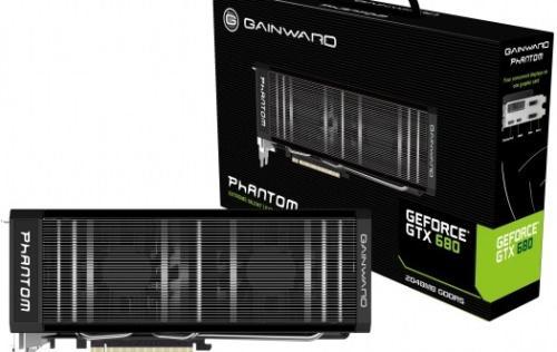 Gainward Launches GeForce GTX 680 Phantom 4GB - HardwareZone com sg