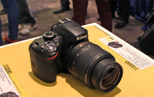 Nikon Officially Releases the D3200 DSLR Camera