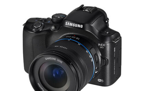 Samsung Refreshes NX Mirrorless System Camera Line-up