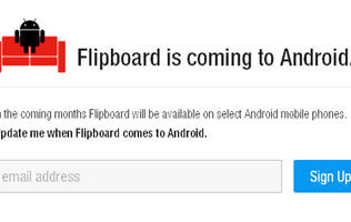 Flipboard Spotted on Samsung Galaxy S III