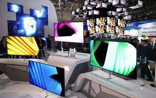 Samsung's OLED HDTV Will Cost You US$9000