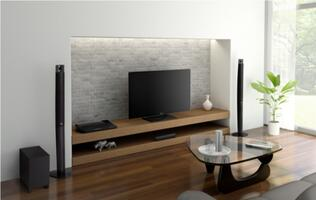 Sony Launches the BDV-N890 and BDV-N590 3D Blu-ray Home Theatre Systems