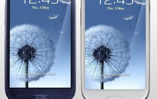 Samsung Galaxy S III Coming to Singapore by End May