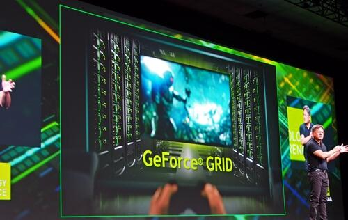 Game Changing Announcement by NVIDIA at GTC 2012 - GeForce GRID