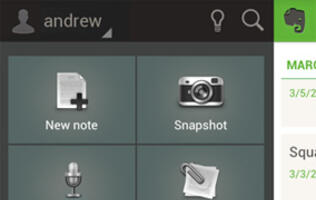 Evernote for Android Gets Updated to Version 4.0