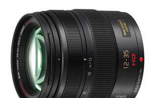 Panasonic Officially Announces Lumix G X 12-35mm f/2.8 Lens for Micro Four Thirds