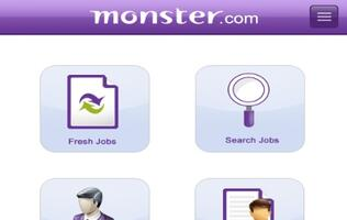 Monster.com Launches App for iPhone/iPad