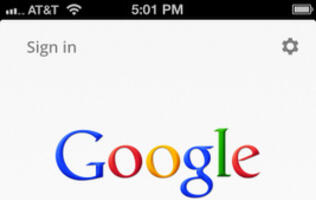 Google Updates Google Search App for iPhone